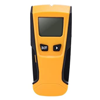 UKCOCO ST-250 LCD Wire Detector Metal Stud Finder 2 en 1 multifuncional de pared