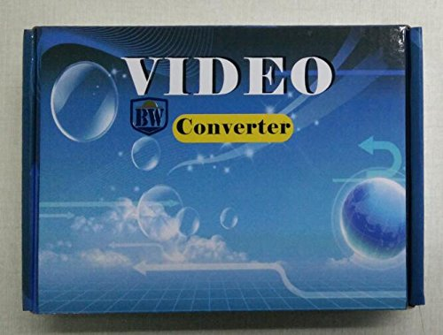 BW HDMI to SCART Composite Video Converter Stereo Audio Adapter SKY HD Blu-Ray HDMI to SCART