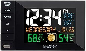 La Crosse Technology Color Dual Alarm Clock