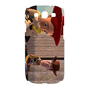 SamSung Galaxy S3 9300 phone cases White Disneys Toy Story Jessie Buzz Lightyear cell phone cases Beautiful gifts LAYS9825574
