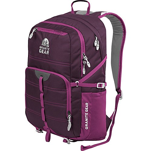 UPC 782922306100, Granite Gear Boundary Laptop Backpack (Gooseberry/Verbena)