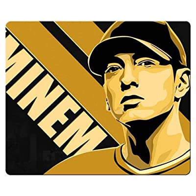 30x25cm 12x10inch personal Mousepads accurate cloth + soft rubber with optical mice mice Eminem