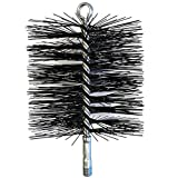 Midwest Hearth Wire Chimney Cleaning Brush (6-Inch Round)