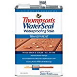 THOMPSONS WATERSEAL 041841-16 Acorn Transparent Stain
