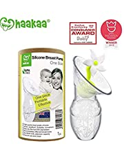 Haakaa Silicone Breast Pump & Flower Stopper 90ml Gift Box