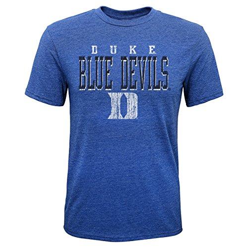 Duke Blue Devils Gen2 Youth Blue Tri Blend