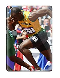 Nafeesa J. Hopkins's Shop 8458884K20411133 Usain Bolt Running Awesome High Quality Ipad Air Case Skin