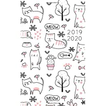"""2019-2020: 2 Year Monthly Pocket Planner 