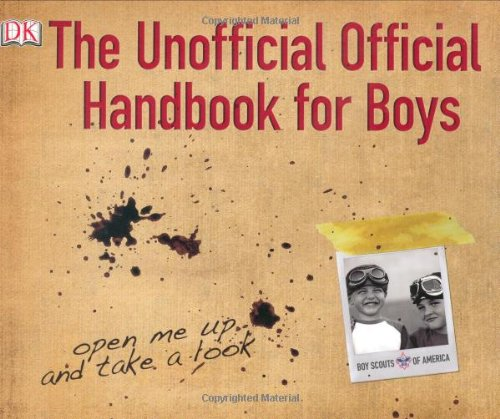 The Unofficial Official Handbook for Boys pdf