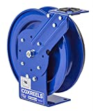 Coxreels PC13L-5012 Power Cord Spring Rewind Reels: 12AWG, 50' Less Cord & Accessory