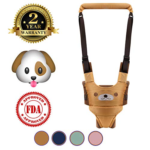 Baby Walker Baby Toddler Walking Assistant Protective Belt Carry Trooper Walking Harness Learning Assistant Learning Walk Safety Reins Harness Walker Wings