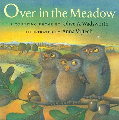 Over in the Meadow by Olive A. Wadsworth (2003-08-01)