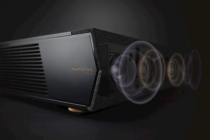 Optoma UHZ65UST Ultra-Kurzdistanz 4K Laser-Beamer: Amazon.es ...