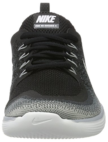 Running 2 White dark Chaussures Femme cool Distance Free de RN Multicolore Beige Grey Fitness Women's Black Nike Grey qXgfwApI