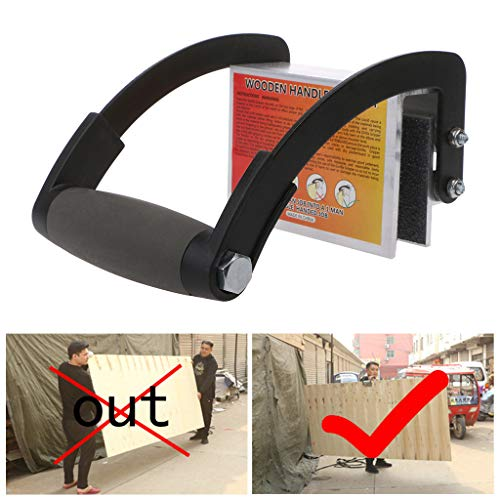 Forgun Plywood Panel Carrier Handy Gripper,Wood Board Lifter Handle Tool Special Home Tools by Forgun (Image #8)