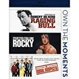 Triple Feature - Raging Bull / The Usual Suspects / Rocky [Blu-ray]