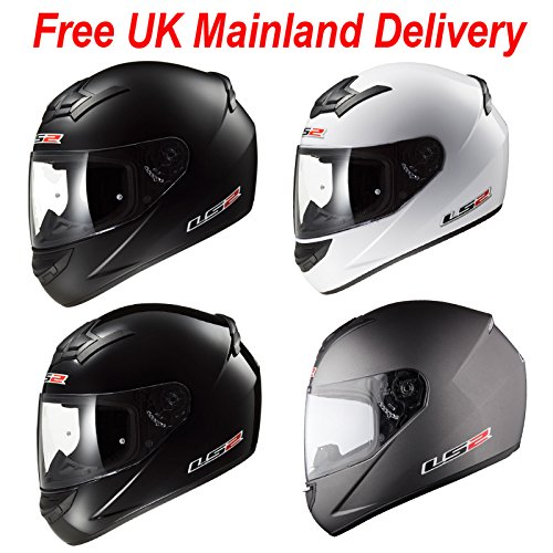 baaf36bf LS2 FF352 Rookie Solid Matt Black L Full Face Motorcycle Motorbike Helmet -  Buy Online in Oman. | Automotive Products in Oman - See Prices, Reviews and  Free ...