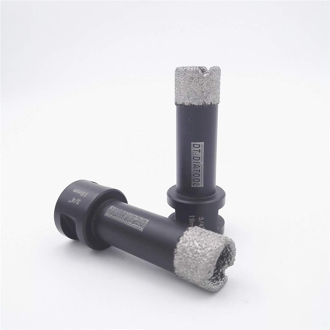 DT-DIATOOL 1-3//8 Inch Diamond Drill Bits for Tile Granite Marble Stone Brick Diameter 35mm
