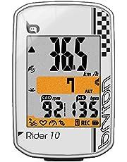 Bryton Rider 10 GPS Ciclismo, Blanco, Talla Única