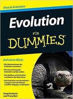 Evolution Fur Dummies (Für Dummies)