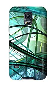 New Cute Funny K Abstract Case Cover/ Galaxy S5 Case Cover