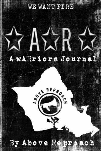 AR A Warriors Journal pdf epub