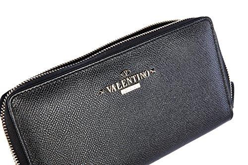 Valentino Garavani Portefeuille Portemonnaie Femme En Cuir Deux - Porte monnaie valentino
