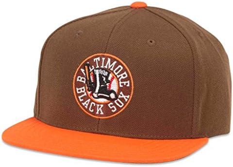 400A1V-NNL-Parent AMERICAN NEEDLE 400 Series Vintage NNL Baseball Cap