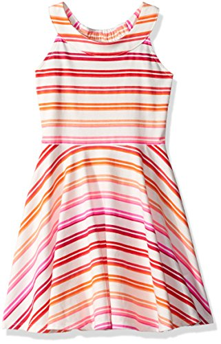 The Childrens Place Toddler Girls Her Lil Striped Halter Dress