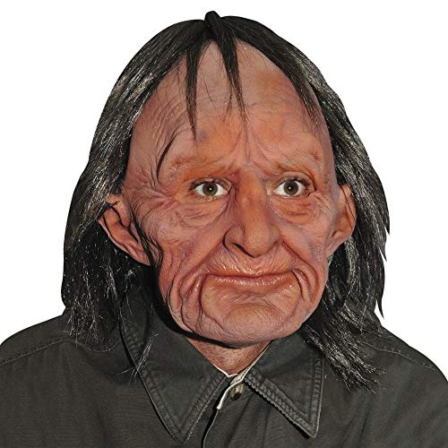 Supersoft Old Man Adult Mask Size Standard/M9002 -