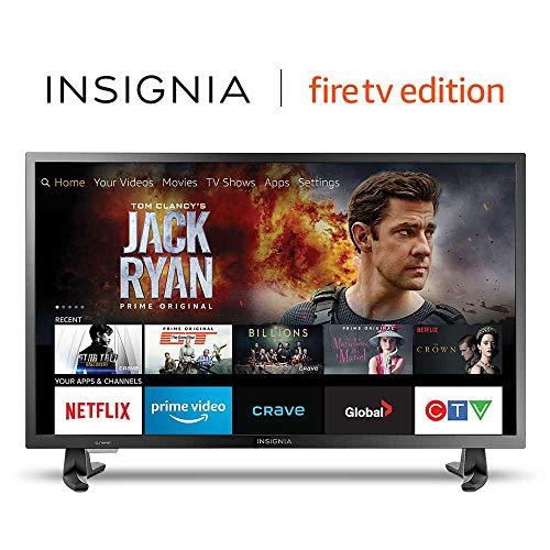 Insignia 32-inch 720p HD Smart LED TV - Fire TV Edition