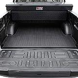 Westin 50-6365 Black Rubber Truck Bed Mat