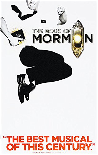 Official Broadway Poster - The Book of Mormon
