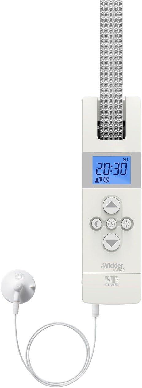 Elektronischer  Gurtwickler eWickler comfort eW820 f.23 mm Gurt von W.Rademacher