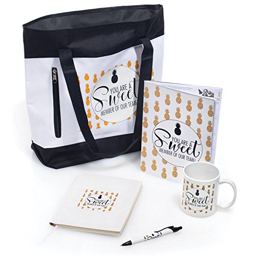 Employee Appreciation You Are a Sweet Member of Our Team 5 Piece Gift Set -