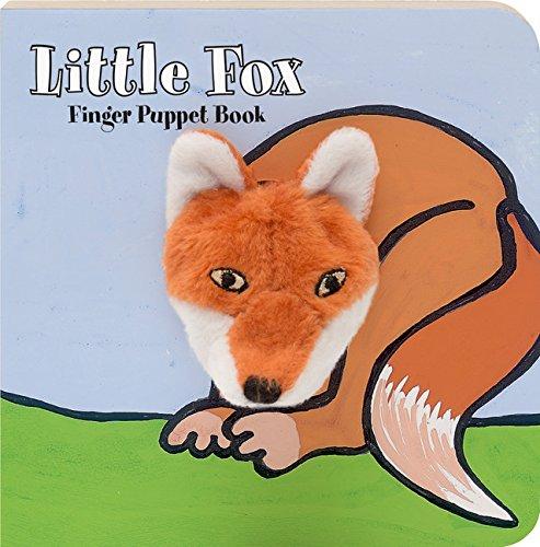 Little Fox: Finger Puppet Book