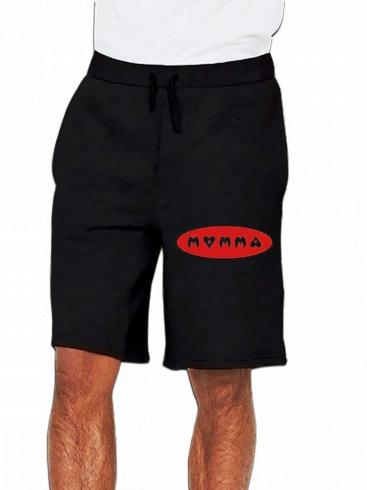 JiJingHeWang Momma Mens Casual Shorts Pants