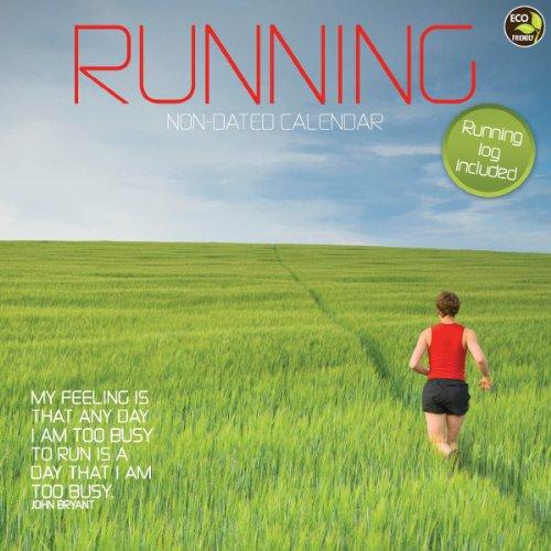 Running 2011 Wall Calendar