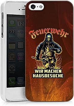 APPLE iPhone 3 GS Funda Premium Case Protección cover bombero Alemán Bomberos: Amazon.es: Electrónica