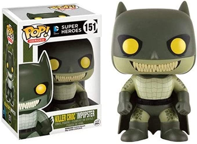 Funko POP! HEROES: BATMAN - KILLER CROC IMPOPSTER