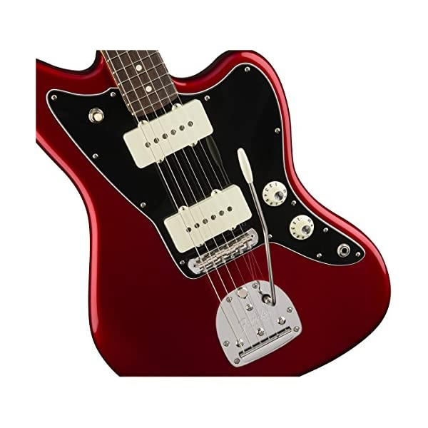 American Professional Jazzmaster RW (Candy Apple Red)