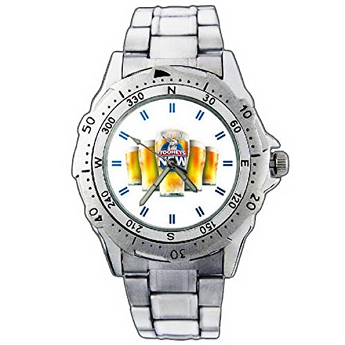 mens-wristwatches-pe01-1288-tooheys-beer-glass-cold-stainless-steel-wrist-watch