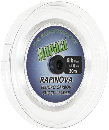 ラパラ ラピノヴァ フロロカーボン ショックリーダー 30m (4lb~8lb)の商品画像