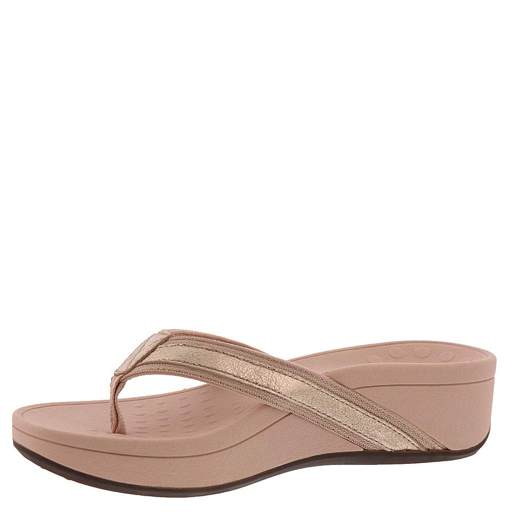 Vionic damen 380 Hightide Pacific Leather Leather Leather Sandals  c71b2a
