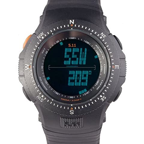 5.11 Tactical EDC Field Ops Watch, Black