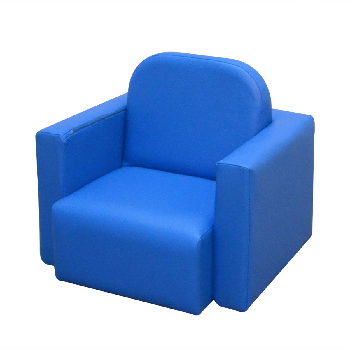 Homcom Tisch 2 In 1 Kindersofa Tisch Homcom Und Stuhl Mini Sessel