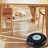 Generic 2016 New Home Auto Cleaner Robot Microfiber Smart Robotic Mop Dust Cleaner Cleaning-black In Stock Drop Shipping