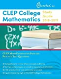 img - for CLEP College Mathematics Study Guide 2018-2019: CLEP Math Examination Prep and Practice Test Questions book / textbook / text book