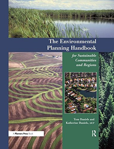 Environmental Planning Handbook  For Sustainable Communities And Regions