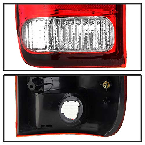 For 1997-2003 Ford F150 1999-2007 F250 F350 Superduty Tail Lights Lamps Left+Right ACANII